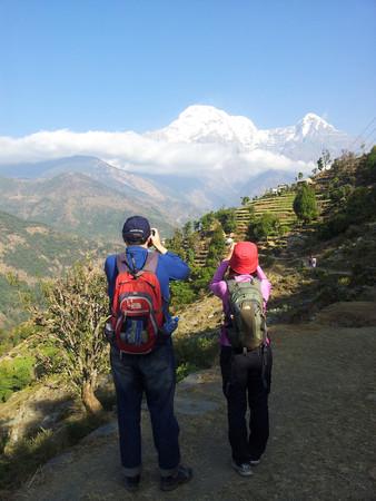 ▲喜拉瑪雅山下的尼泊爾▼             。(圖/鳳凰旅遊提供)