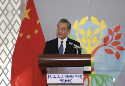王毅:非洲債務不是由中國造成