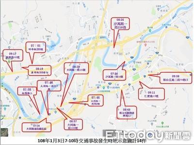 汐止到台北要塞2小時 侯友宜:主因是公車拋錨