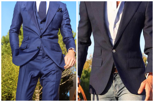 ▲西裝。(圖/翻攝bond suits、Gieves & Hawkes IG、beckettrobb、absolutebespoke、Pinterest)