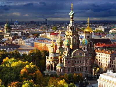 俄國聖彼得堡「10月1日免費電子簽」台灣可用!