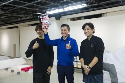 太空人將登陸 新竹東門城