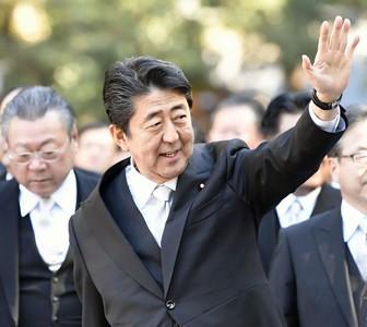 安倍:日本新年號4月1日公布