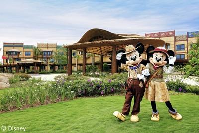 住香港迪士尼樂園酒店當VIP