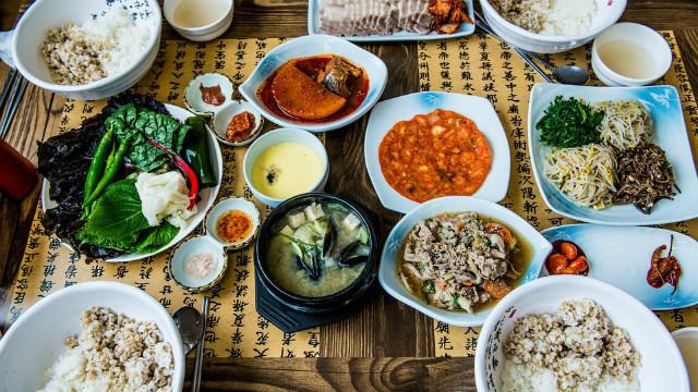 ▲▼韓式料理。(圖/取自pixabay)