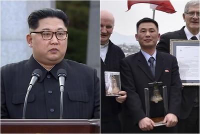 義媒:北韓駐義大使趙成吉欲投誠美國