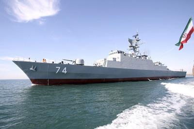伊朗俄羅斯計劃裏海聯合軍演