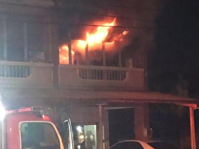 火警1死4傷 宜消防局提醒防火