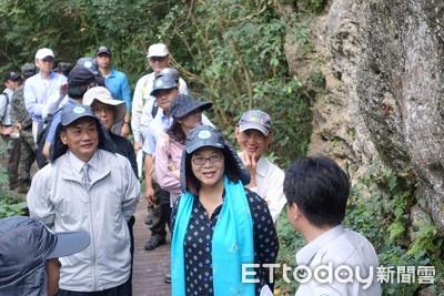 壽山國家自然公園管理處 管碧玲樂見