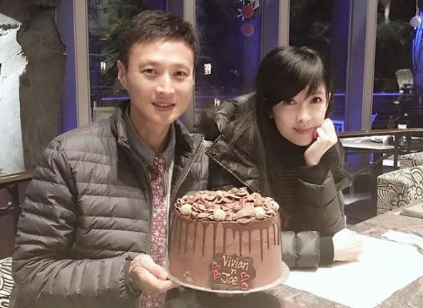 ▲周慧敏結婚10周年放閃,倪震暴瘦。(圖/翻攝自周慧敏Instagram)