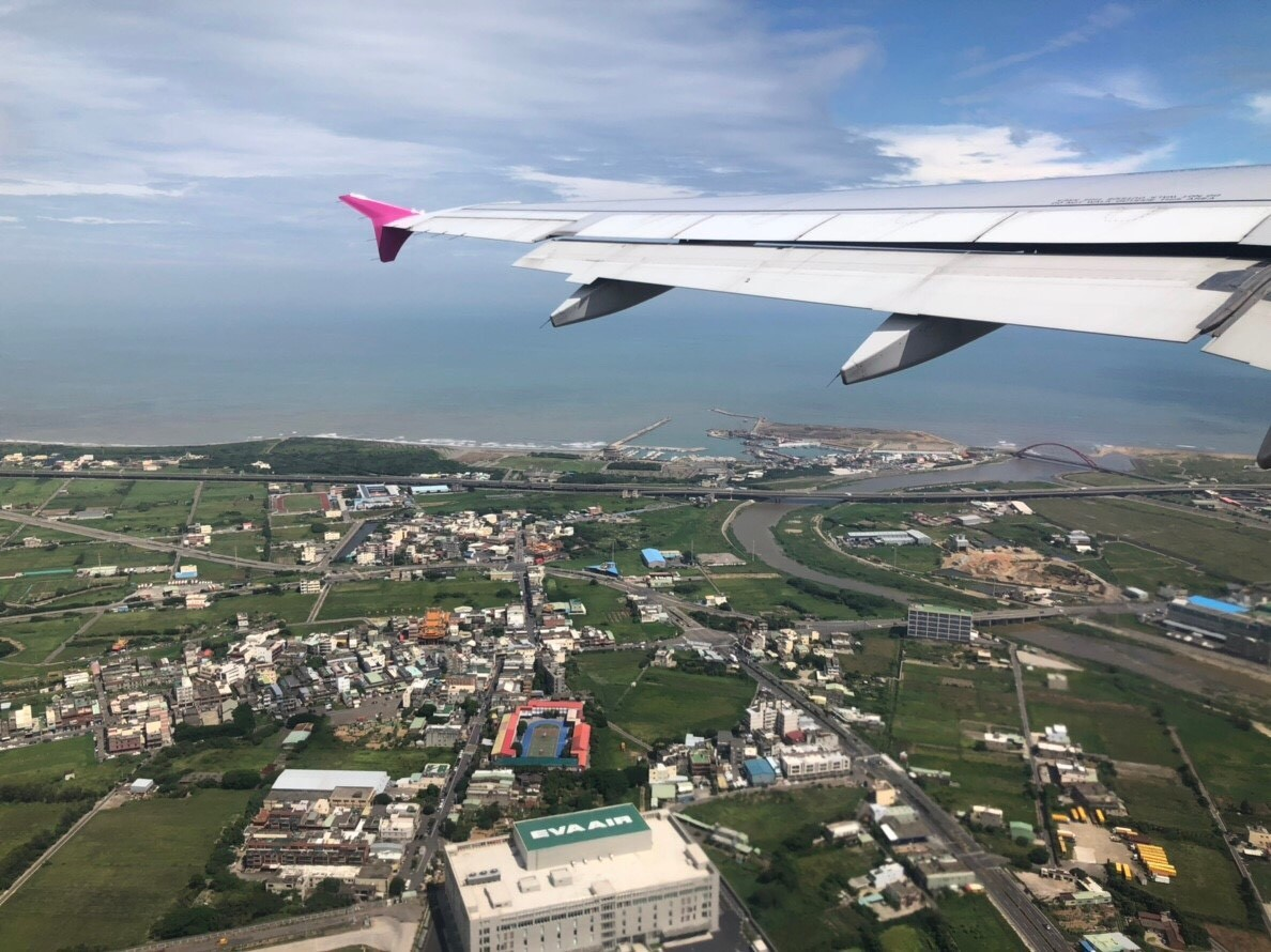 ▲飛機,日本。(圖/記者吳珍儀攝)