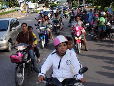 東南亞最致命道路 7天3791件車禍463人死亡