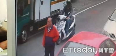單車擦撞機車騎士倒地不治 肇逃男照片曝光