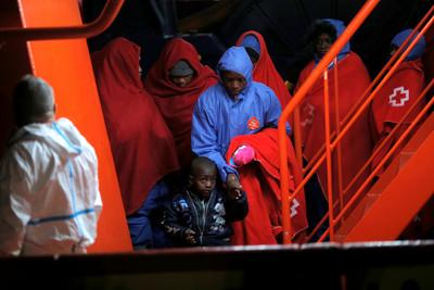 歐洲非法移民人數降至5年新低