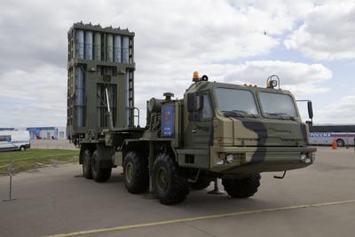 俄S-350防空系統「首批預計今年交付」