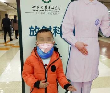 肝癌父「停化療」救6歲重病兒