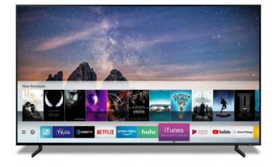 蘋果發展服務 iTunes躍上三星智慧電視