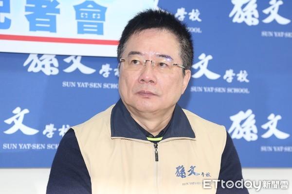 ▲▼張亞中宣布參選總統,蔡正元。(圖/記者季相儒攝)