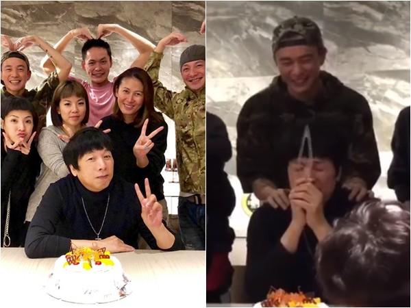 曹西平60歲生日「家人全沒了」 3明星夫妻現身陪伴惹哭他!