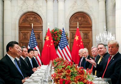 貿易戰談判落幕 繼續等下一步行動
