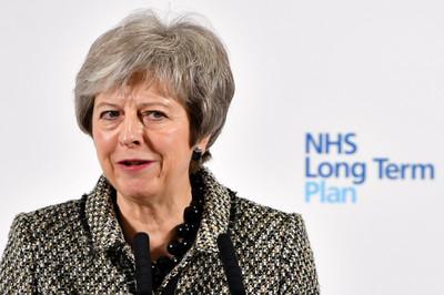 英脫歐協議不通過  傳歐盟贈讓步