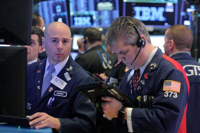 貿易談判樂觀 美股道瓊漲逾200點