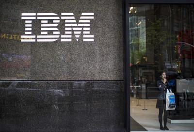 IBM連5季營收衰退!Q3獲利比去年同期下降38%