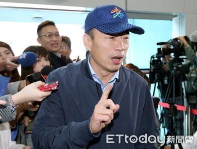 韓國瑜北農被追打無救兵? 張雅屏澄清