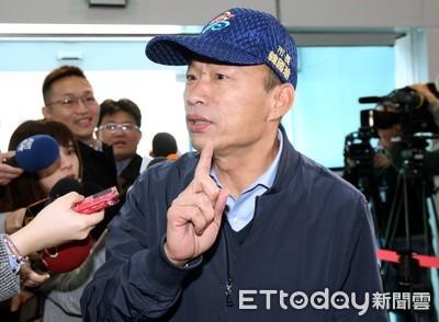 韓國瑜曝選主席關鍵:啞巴被打久也會講話