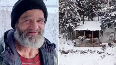 「零下60度」荒野獨居27年!六旬翁離婚後對人性絕望:大自然待我最好