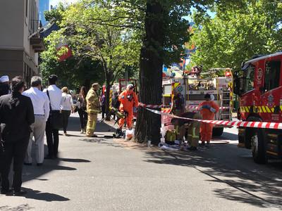 澳10領事館收到不明包裹 警:已排除危險
