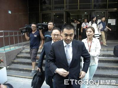 有罪!華南王子GPS監控新光公主妻子行蹤 二審改判20日