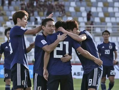 亞足賽 日本戰阿曼贏球就晉級