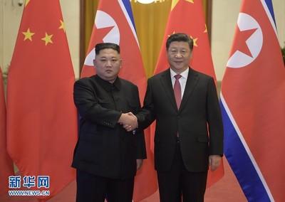即/北韓官媒:習近平諾回訪平壤