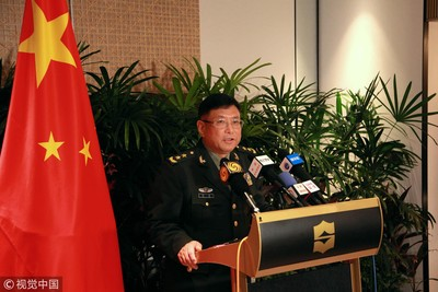 解放軍中將:台獨分子是必懲戰犯