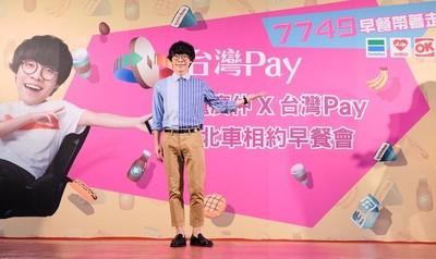 台灣Pay聯手三大超商送49元早餐組