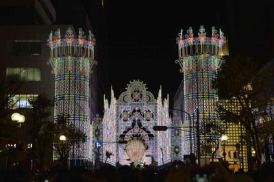 義大利「Luminarie絕美光雕秀」來台