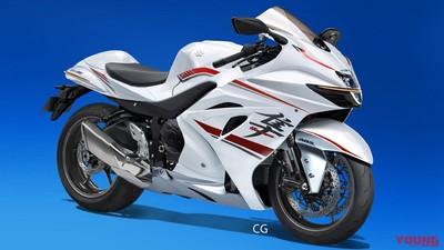 Suzuki「隼」重機2020年推大改款