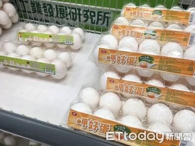 全台蛋價狂飆 農委會:哄抬價格將送辦