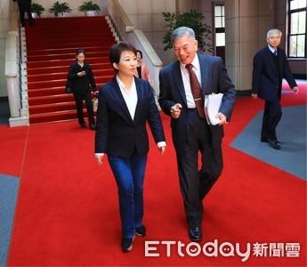 盧秀燕:爭取2020台灣燈會主辦權