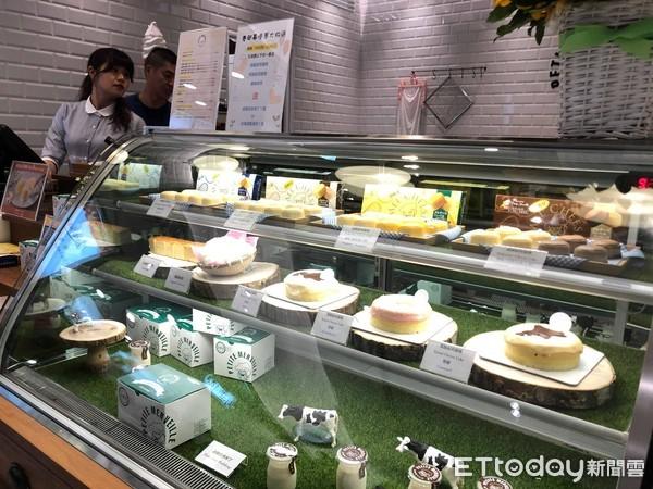 ▲▼微風南山Petite Merveille函館菓子工坊,來自日本北海道函館,是當地擁有極高人氣之歷史悠久蛋糕店(圖/記者陳涵茵攝)