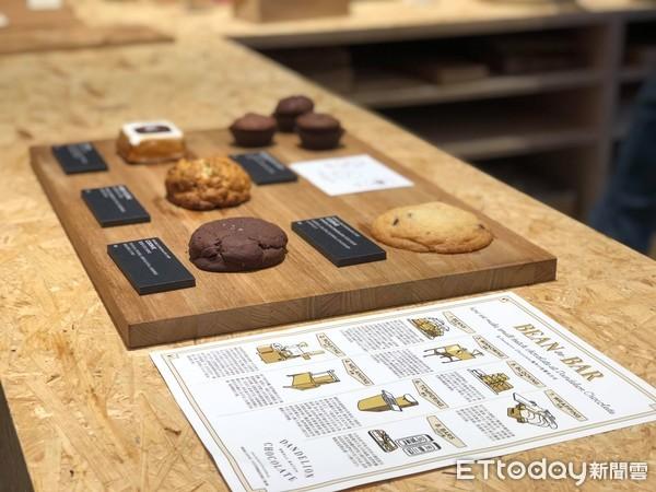 ▲▼微風南山Dandelion Chocolate(2F)(圖/記者陳涵茵攝)
