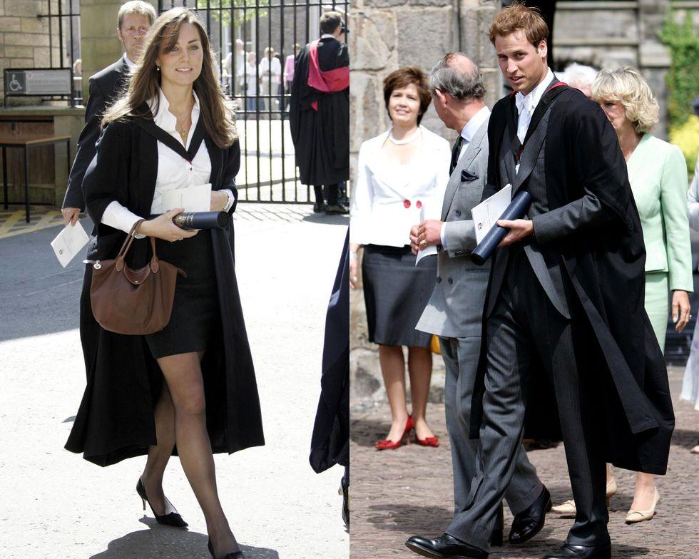威廉王子与凯特曾分手!回顾他们从大学认识到步入婚礼的王室恋爱史
