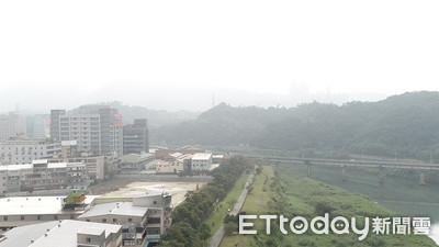 中南部16測站空氣品質「亮紅燈」