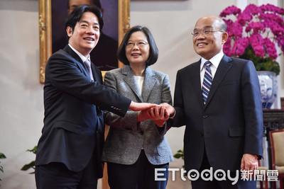 鄭運鵬:蘇貞昌是不斷升級的領袖