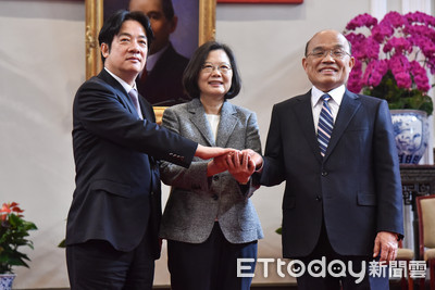 陳水扁看蔡英文的「變」 重用昔日不合的長官或對手