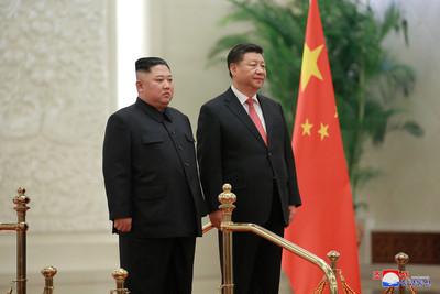 南韓執政黨:習近平料4月訪北韓