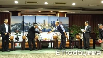 中油拜會 韓國瑜:討論高雄賽馬史
