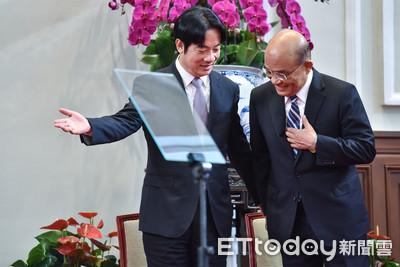 蘇貞昌回鍋內閣 徐永明籲1月底前提施政方針