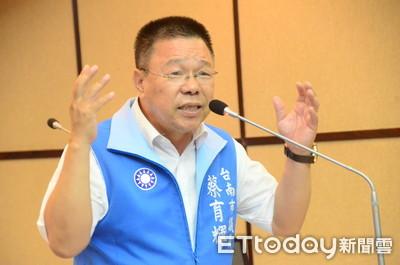 台南藍營:新內閣是失敗者聯盟